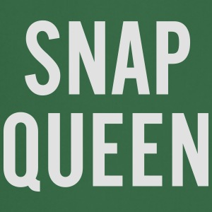 Snap Queen T-shirts - Förkläde