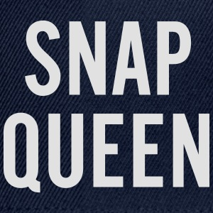 Snap Queen T-Shirts - Snapback Cap