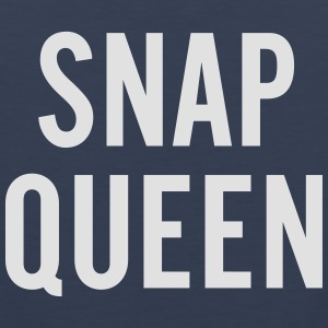 Snap Queen T-skjorter - Premium singlet for menn