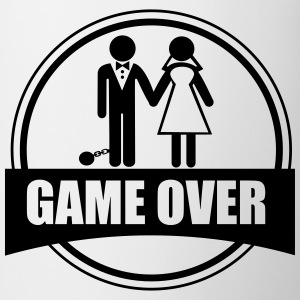 Adio el celibato - game over - Tazza