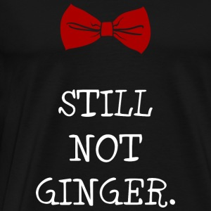 Still Not Ginger Baby Bodys - Männer Premium T-Shirt