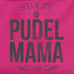 Stolze Pudel-Mama Pullover & Hoodies - Kinder Rucksack