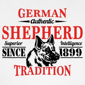 German Shepherd Tradition T-Shirts - Baseball Cap