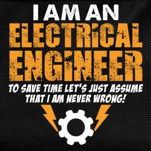 I Am An Electrical Engineer T-Shirts - Kids' Backpack
