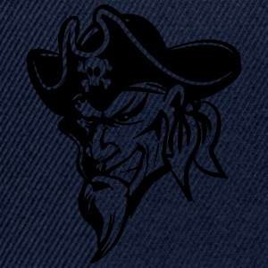 Pirate mal Tee shirts - Casquette snapback