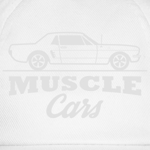 Mustang, Muscle car Shirts - Baseball Cap