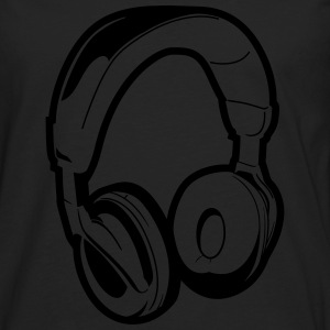Headset T-Shirts - Men's Premium Longsleeve Shirt