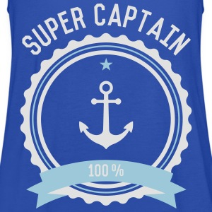 Super captain Shirts - Women's Tank Top by Bella