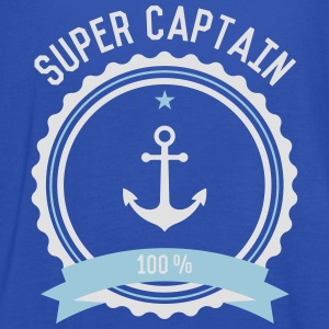 Super captain T-Shirts - Women's Tank Top by Bella