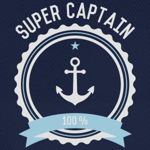 Super captain Hoodies & Sweatshirts - Baseball Cap