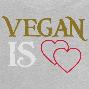 VEGAN MEANS LOVE! Shirts - Baby T-Shirt