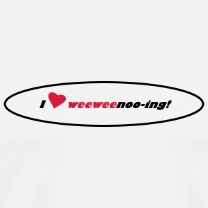 i_love_weeweenooing Other - Men's Premium T-Shirt
