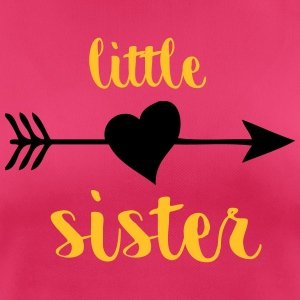Little Sister Baby Long Sleeve Shirts - Women's Breathable T-Shirt