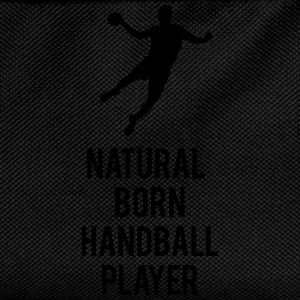Natural born handball player Strampler - Kinder Rucksack