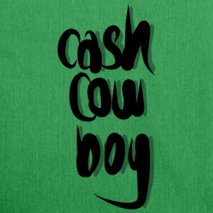 Cashcowboy T-Shirts - Schultertasche aus Recycling-Material