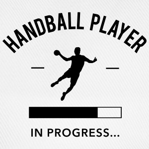 Handball player loading Tee shirts - Casquette classique