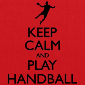 Keep calm and play handball Hoodies & Sweatshirts - Tote Bag