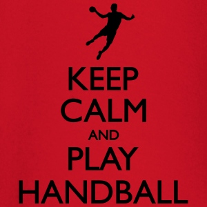 Keep calm and play handball Hoodies & Sweatshirts - Baby Long Sleeve T-Shirt