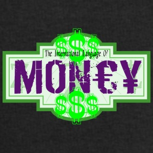 INTERNATIONAL LANGUAGE OF MONEY - Sweat-shirt Homme Stanley & Stella