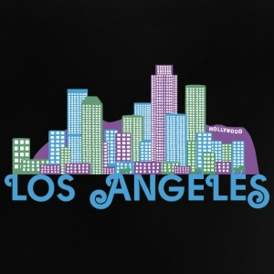 Los Angeles Skyline Shirts - Baby T-shirt
