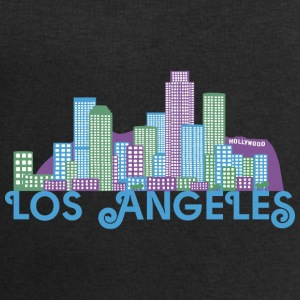 Los Angeles Skyline Topper - Sweatshirts for menn fra Stanley & Stella