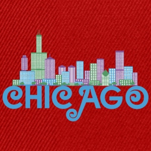 Chicago Skyline T-shirts - Snapbackkeps