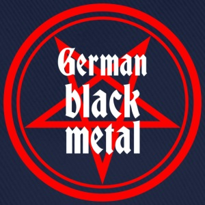 German Black Metal - Baseballkappe