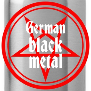 German Black Metal - Trinkflasche
