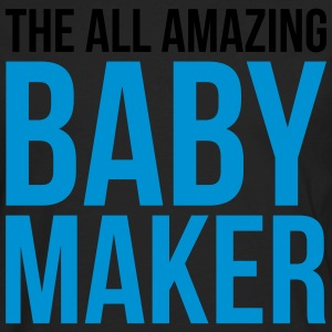 Amazing Baby Maker Funny Quote T-Shirts - Men's Premium Longsleeve Shirt