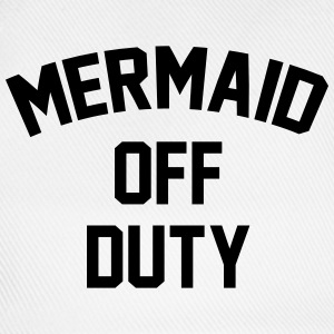 Mermaid off duty Tee shirts - Casquette classique