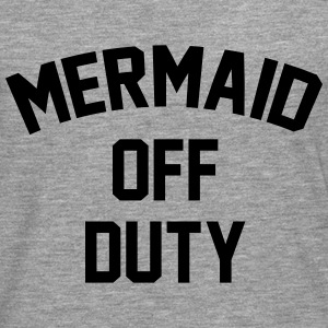Mermaid off duty Tee shirts - T-shirt manches longues Premium Homme