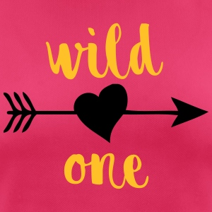 Wild One Baby Long Sleeve Shirts - Women's Breathable T-Shirt