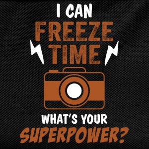 I Can Freeze Time, What Is Your Superpower T-Shirts - Kids' Backpack