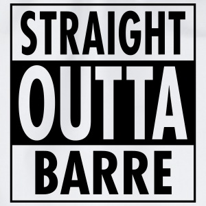 Straight Outta Barre T-Shirts - Drawstring Bag