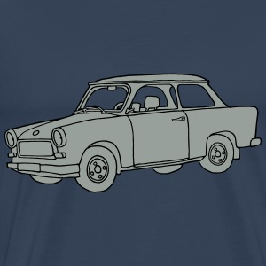 Car Trabant 2 Long Sleeve Shirts - Men's Premium T-Shirt