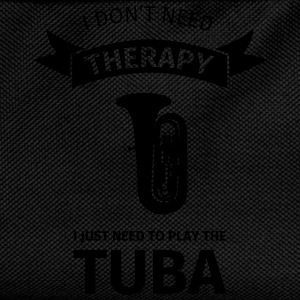 I don't need therapy I just need to play the tuba Camisetas - Mochila infantil