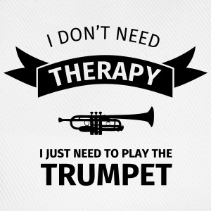 I don't need therapy I just need to play the trump T-Shirts - Baseball Cap