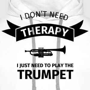 I don't need therapy I just need to play the trump T-Shirts - Männer Premium Hoodie