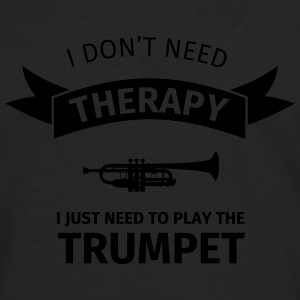 I don't need therapy I just need to play the trump Tazas y accesorios - Camiseta de manga larga premium hombre