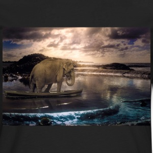 Set adrift on memory bliss - Men's Premium Longsleeve Shirt