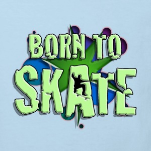 born_to_skate_082016_a Baby Bodys - Kinder Bio-T-Shirt