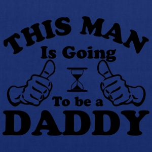 This Man Is Going To Be A Daddy T-Shirts - Tote Bag