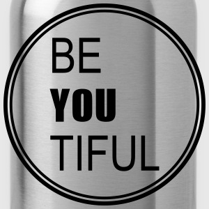 BE YOU TIFUL - Trinkflasche