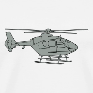 Helicopter 2 Other - Men's Premium T-Shirt