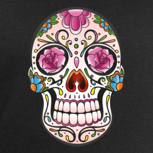 Mexican Sugar Skull, day of the dead T-Shirts - Männer Sweatshirt von Stanley & Stella