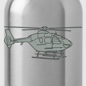 Helicopter 2 T-Shirts - Water Bottle