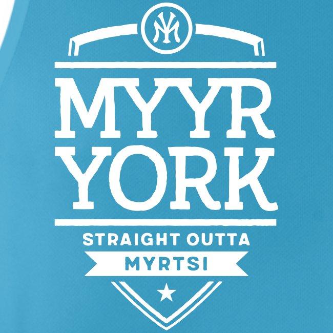 Myyr York - Straight Outta Myrtsi