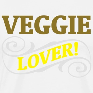 VEGGIE LOVERS! Hoodies & Sweatshirts - Men's Premium T-Shirt