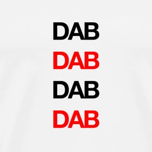 Dabbing Mug, Office DAB! - Men's Premium T-Shirt