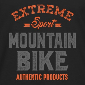 Mountain Bike m1c  - Men's Premium Longsleeve Shirt